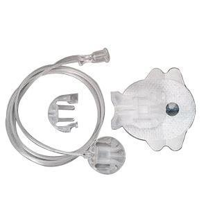 "Animas Comfort 43"" 17 mm Infusion Set"