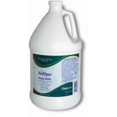 Cleanlife No-Rinse Body Bath 1 Gallon