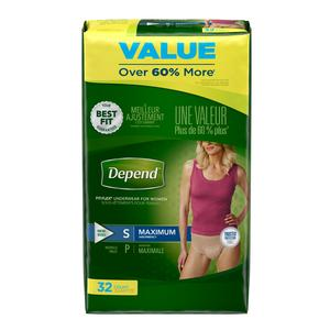 Depend Fit-Flex Max for Women