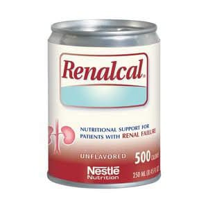 Renalcal Nutritional Support Unflavored Liquid 250mL Can