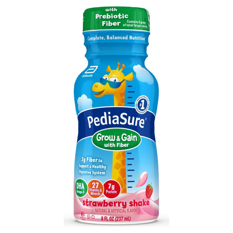 PediaSure Grow and Gain with Fiber 8 oz. Bottle