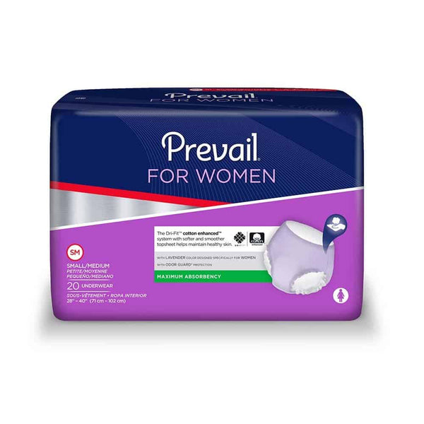 Prevail for Women SM 20's