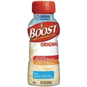 Boost Original Ready To Drink 8 oz., Very Vanilla