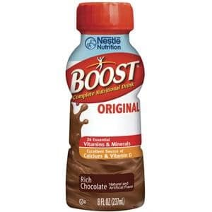 Boost Original Ready To Drink 8 oz., Rich Chocolate