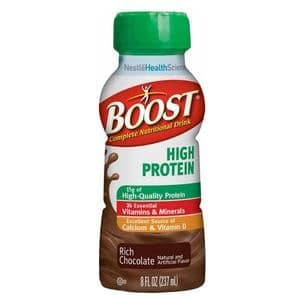 Boost High Protein Nutritional Energy Drink 8 oz., Rich Chocolate