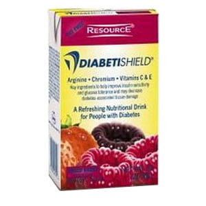 Resource Diabetishield Nutritional Mixed Berry 8 oz. Brik Pak