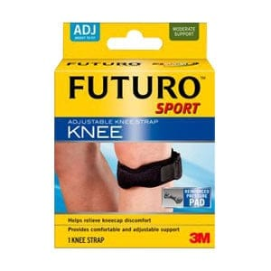 FUTURO Sport Adjustable Knee Strap One Size