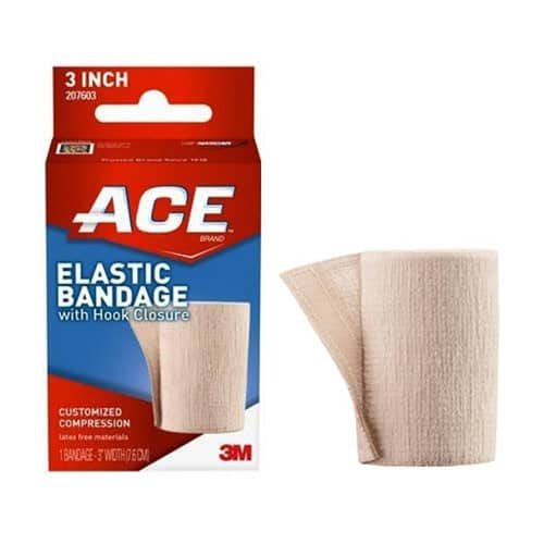 Ace Bandage with Velcro, 3""