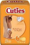 Prevail Cuties Baby Diapers
