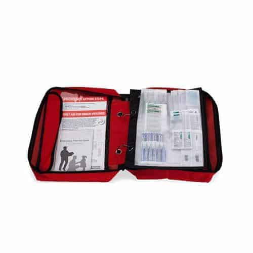 Red Cross Family First Aid Kit