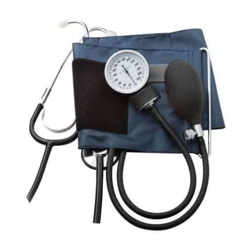 Prosphyg 790 Home Blood Pressure Monitor, Adult, Navy