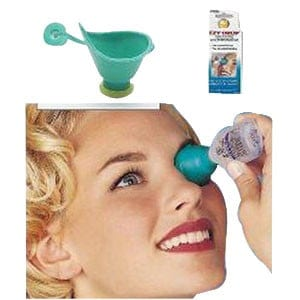 Ezy Drop Guide AND Eye Wash Cup