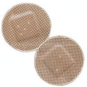 Coverlet Spots Oval Adhesive Bandage 1-1/4""