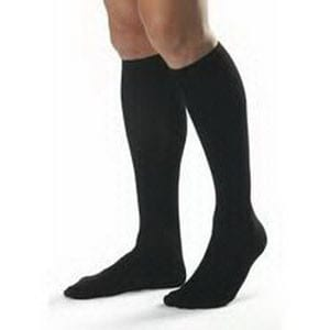 Classic Supportwear Men's Knee-High Mild Compression Socks X-Large, Black