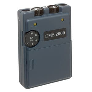EMS 2000 Electrical Neuromuscular Stimulator with Dual-channels