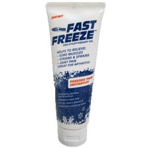 Fast Freeze Pro Style Therapy Gel, 4 oz.