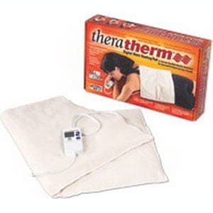 "Theratherm Digital Moist Heating Pad, 14"" x 14"""