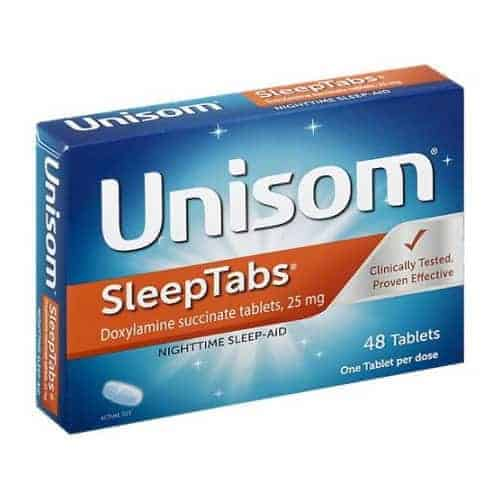 Unisom SleepTabs, 48 count