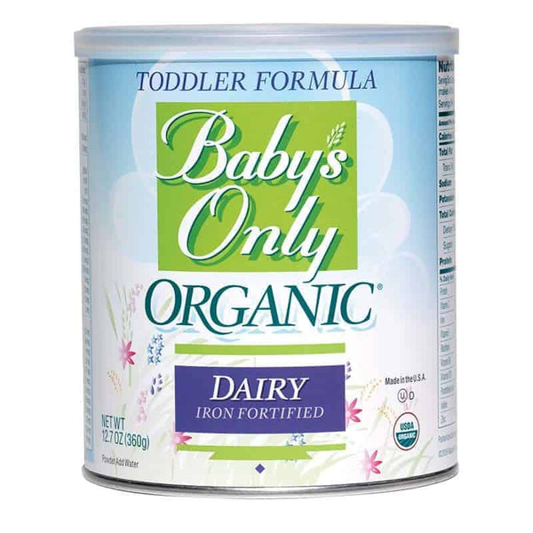 Baby's Only Organic Dairy Toddler Formula 12.7 oz