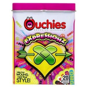 Ouchies Bandages Expressionz 20 ct.