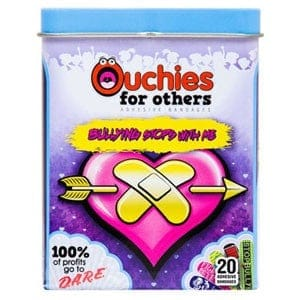 Ouchies Bandages Anti-Bullyz 20 ct.