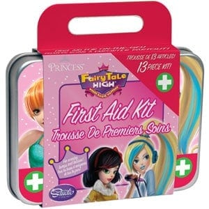 Fairy Tale First Aid Kit, 13 Piece