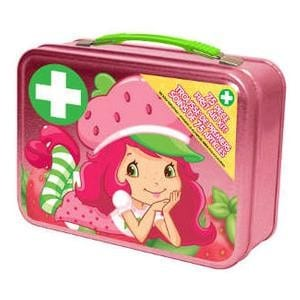 Strawberry Shortcake First Aid Kit