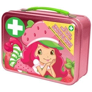 Strawberry Shortcake First Aid Kit, 75 Piece