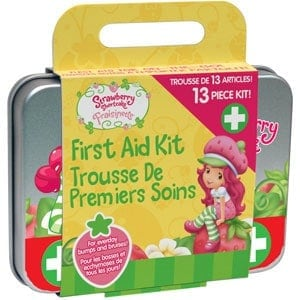 Strawberry Shortcake First Aid Kit, 13 Piece