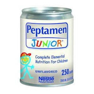 Peptamen Junior with Prebio Chocolate Flavor Liquid 8 oz