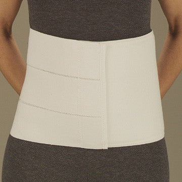 "12"" Abdominal Binder, 4-Panel, 46""-62"",Med/Large"