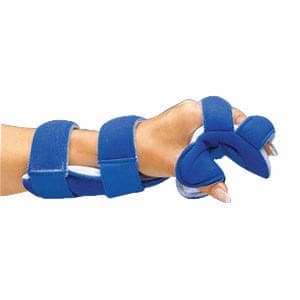 Air-Soft Resting Hand Splint, Large, Right