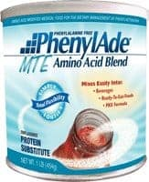 PhenylAde Amino Acid Blend 1 lb Can