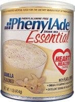 PhenylAde Essential Drink Mix 1 lb Can