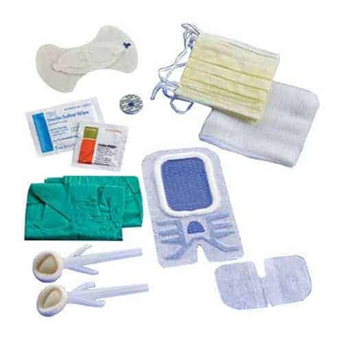 Daily LVAD Maintenance Kit