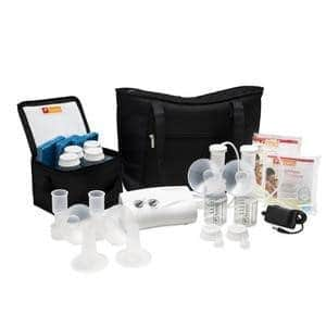 Ameda Finesse Breast Pump System with Dottie Tote