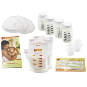 Breast Pumping Accessory Kit