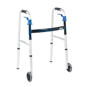 "Junior Trigger Release Walker with 5"" Wheels"