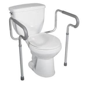 Toilet Safety Frame 300 lb Capacity
