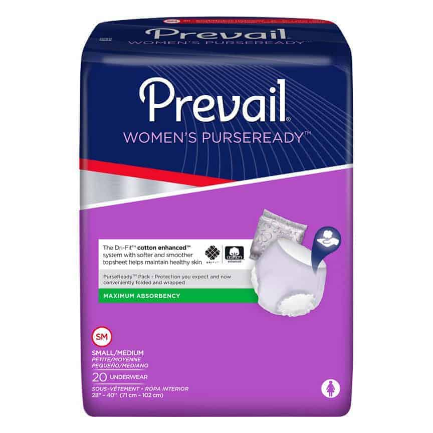 "Prevail PurseReady for Women Small/Medium 28"" - 40"""