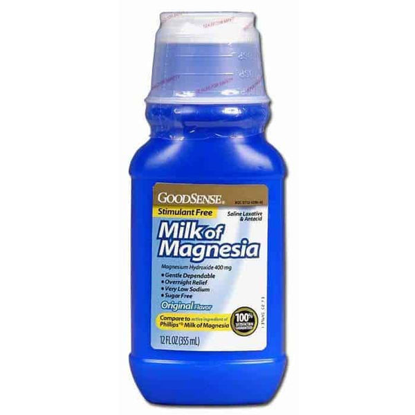 Milk of Magnesia Original Antacid, 12 oz.