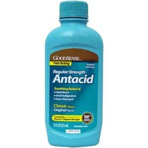 Fast Acting Original Antacid, 12 oz.