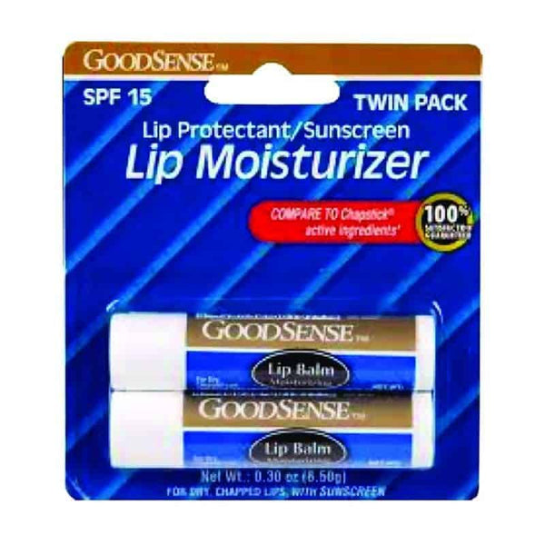 Moisture Lip Balm with SPF 15, 0.15 oz.