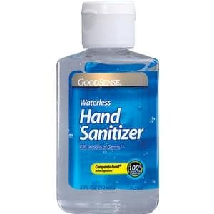Advanced Hand Sanitizer with Flip Cap, 2 oz.