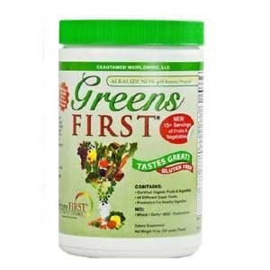 Greens First Wellness Shake, 10 Ounce (282 Grams), Powdered
