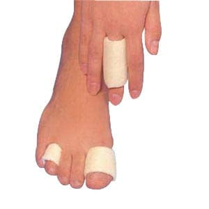 "Softeze Finger And Toe Protective Bandage 5/8"" Small"