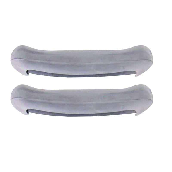 Replacement Arm Crutch Pads for 8115 and 8120 Crutches, Gray