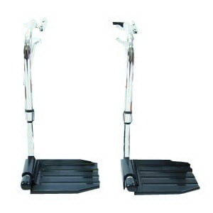Invacare Hemi Footrest without Composite Footplate Heel Loop