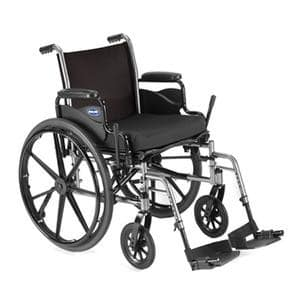 Invacare Tracer SX5 Wheelchair Desk-Length Arms
