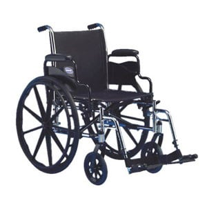 Invacare Wheelchair Tracer SX5 18″X 16″ Full Flip